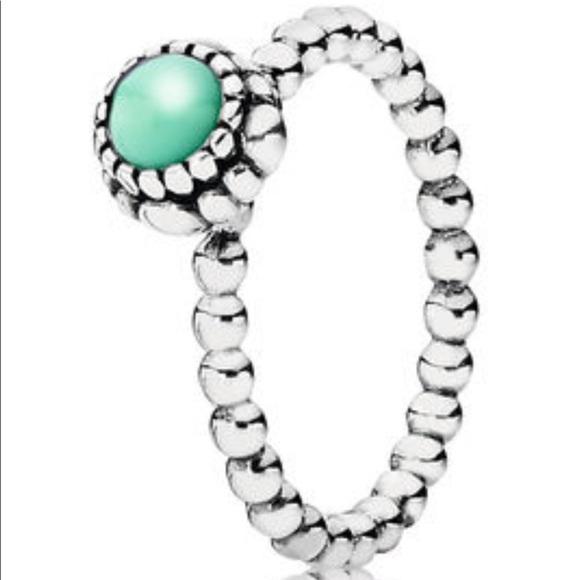Pandora Jewelry Birthstone Ring Poshmark